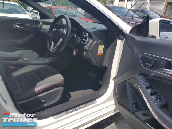 2014 MERCEDES-BENZ CLA 2014 Mercedes CLA180 AMG Panaromic Roof Memory Seat Unregister for sale