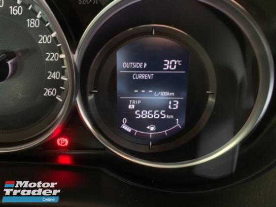 2016 MAZDA CX-5 2.5 4WD SKYACTIV CBU F/SPEC FACELIFT S/ROOF