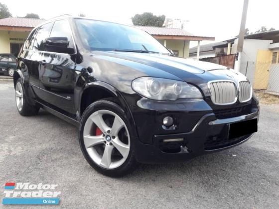 2008 BMW X5 M 4.8 msport