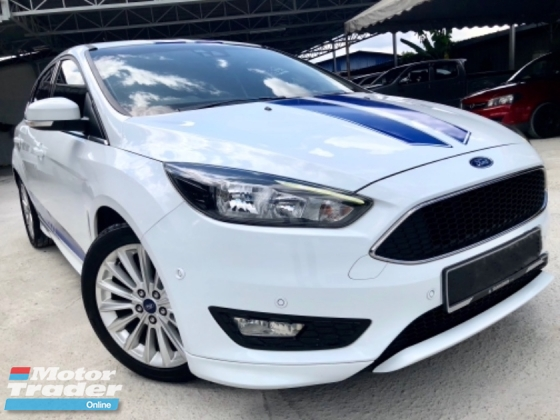 2017 Ford Focus 1 5 Sport Plus A Mileage 25km Under Warranty Until 2022