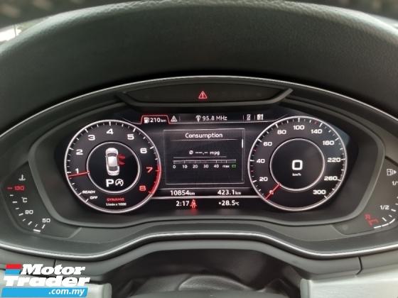 2017 AUDI A5 (NEW Facelift) HIGHEST Grade CAR. Genuine LOW Mileage. 2.0 SportBack S.Line Full Spec. A4 S4 S5 A7