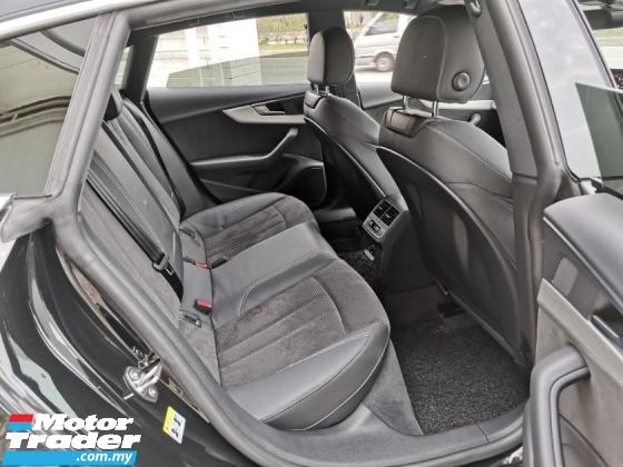 2017 AUDI A5 2.0 SportBack S.Line Full Spec (NEW Facelift). HIGHEST Grade CAR. Genuine LOW Mileage. BMW Audi