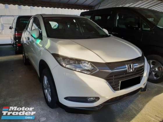 2015 HONDA HR-V 1.8L V SPEC (CKD Local Spec)