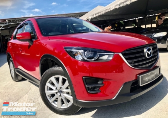 2016 MAZDA CX-5 2.5 Skyactive G (A) 1 OWNER TIP-TOP CONDITION