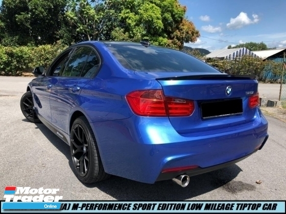 2014 BMW 3 SERIES 320I M-SPORT M PERFFORMENCE LIMITED EDITION ALCANTARA FACELIFT LOW MILEAGE LIKE NEW CAR SHOWROOM