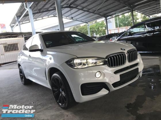 2015 BMW X6 BMW X6 3.0 XDRIVE 40D NEW MODEL M-SPORT, SUNROOF, HARMAN KARDON, 20\