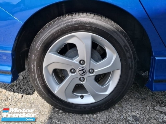 2014 HONDA CITY 1.5 (A) U/WARRANTY F/SERVICE