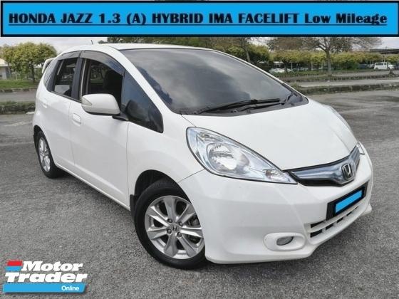 2014 HONDA JAZZ 1.3 Hybrid (A) FACELIFT WARRANTY 40K+Mileage