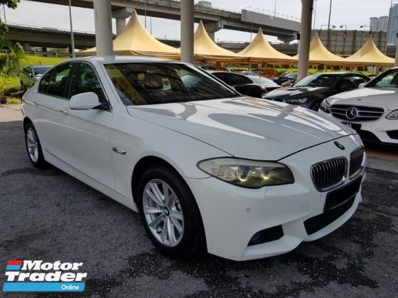 2013 BMW 5 SERIES 520I Twin Power Turbo (A)
