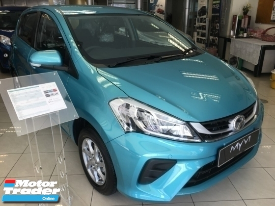 2019 PERODUA MYVI STANDARD G AUTO BEST PROMOTION CAR FAST NEW