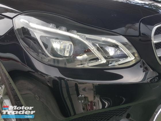 2014 MERCEDES-BENZ E-CLASS 2014 Mercedes E250 AMG Japan Spec Panaromic Roof 4 Camera Full Leather L & R Electric Seat Pre Crash System Unregister for sale