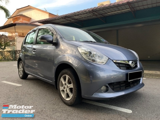 2011 PERODUA MYVI 1.3 EZI NEW FACELIFT 1 YEAR WARRANTY