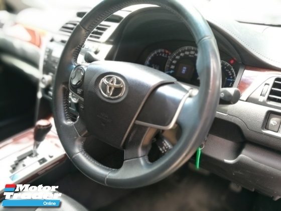 2014 TOYOTA CAMRY 2.0G FULLSET BODYKIT TIP TOP CONDITIONS FULL LOAN PROMOTIONS !!!!!!!