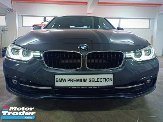 2017 BMW 3 SERIES BMW 330E sport