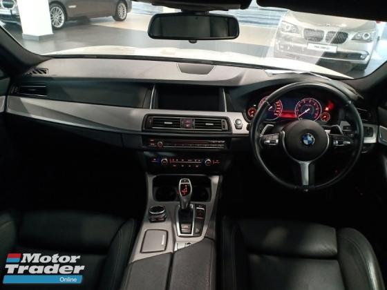 2014 BMW 5 SERIES 528I M-SPORTS (With Warranty)