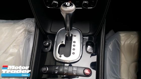 2014 BENTLEY CONTINENTAL GT V8S 4.0 Unregister