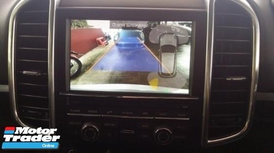 2015 PORSCHE CAYENNE S 3.6L BiTurbo Unregister