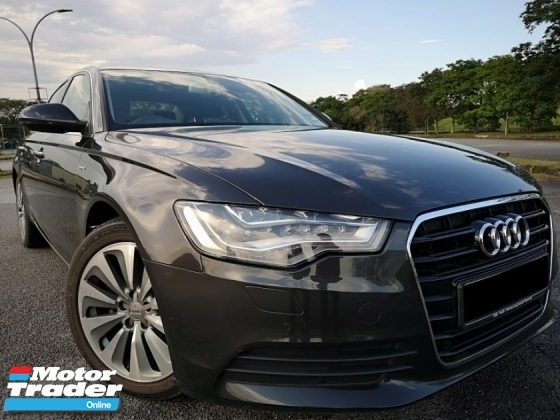 2015 AUDI A6 2.0 HYBRID(A)100% NEW UNCLE USE