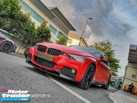 BMW F30 M sport M Performance Body kit PP Exterior & Body Parts