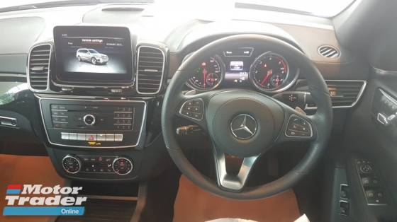 2016 MERCEDES-BENZ GLS 350 3.0L TURBO DIESEK (UNREG) 2016 GLS 400 GSL 63