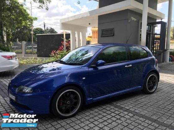 2002 ALFA ROMEO 147 GTA 3.2