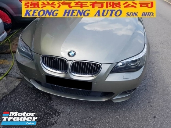 2006 BMW 5 SERIES 525i M SPORT 2.5 (CKD Local Spec)