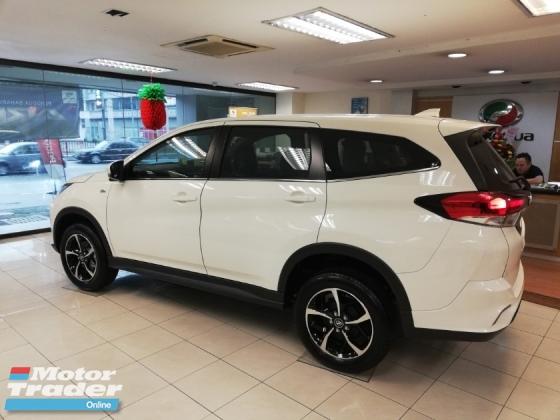2019 PERODUA KEMBARA Perodua ARUZ