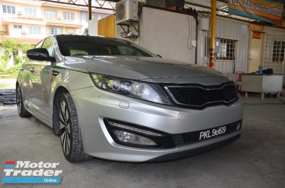 2012 KIA OPTIMA 2.0 EX