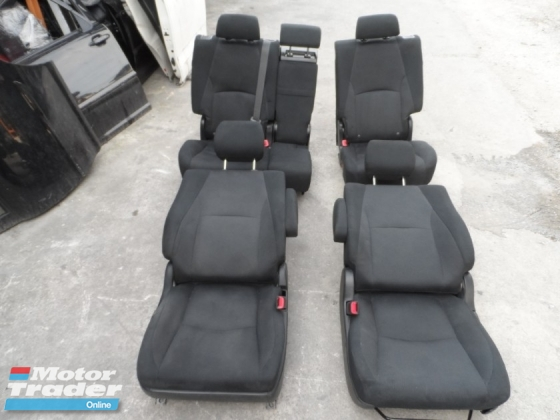 TOYOTA HARRIER 08 YEAR SEAT SET