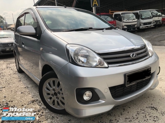 2012 PERODUA VIVA 1.0 hatchback fullspec Elite (A),One Owner,low Mileage