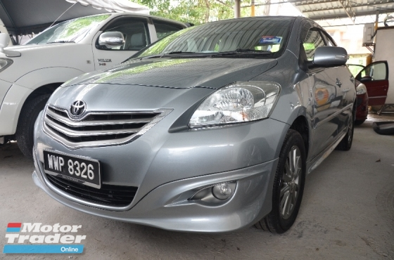 2012 TOYOTA VIOS 1.5G (AT) FEW UNITS