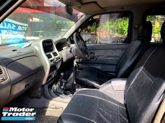 2007 NISSAN FRONTIER 2.5 4WD FULL Spec(MANUAL)2007 Only 1 UNCLE Owner, 98K Mileage, TIPTOP, ACCIDENT-Free, DIRECT-Owner, with AIRBEG & LEATHER Seat