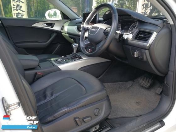 2013 AUDI A6 2.0T Hybrid True Year Made