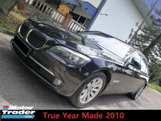 2010 BMW 7 SERIES 730LI 3.0 True Year Made