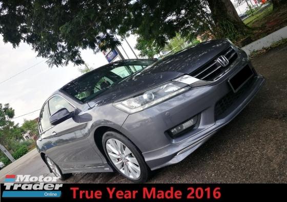 2017 Honda Accord 2 0 Vti True Year Made