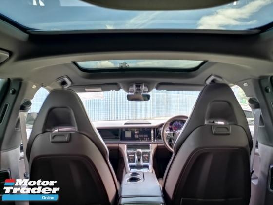 2017 PORSCHE PANAMERA PANAMERA 4S V6 ENGINE UK FULL SPEC -UNREG - MUST VIEW