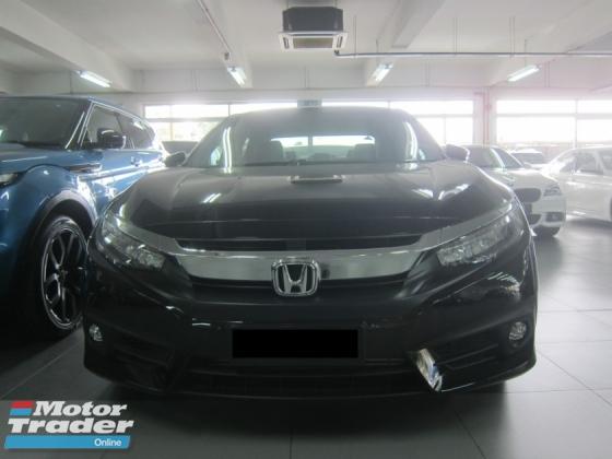 2018 HONDA CIVIC Honda Civic 1.5 TCP