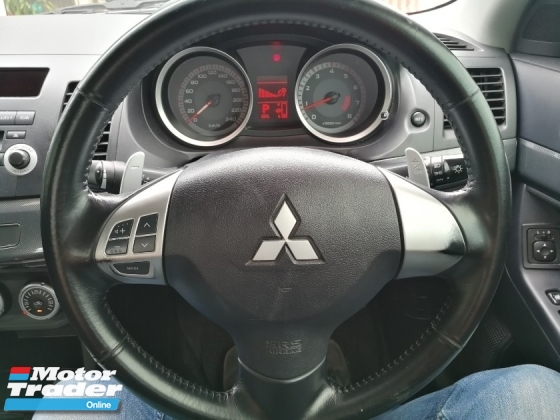 2008 MITSUBISHI LANCER 2.0 GT True Year Made