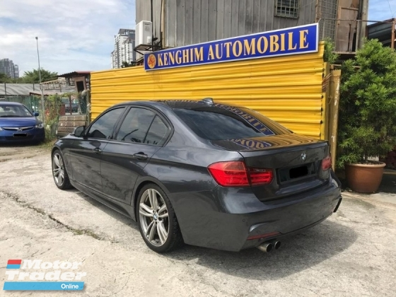 2013 BMW 3 SERIES 320D 2.0 M-SPORT (A) TWIN POWER TURBO REMAPPED