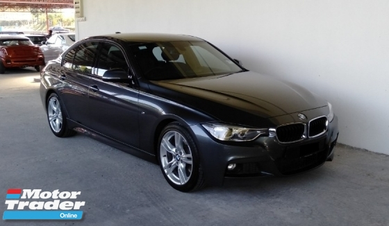 2015 BMW 3 SERIES 328i F30 2.0 TwinPower Turbo Original M-Sport Model