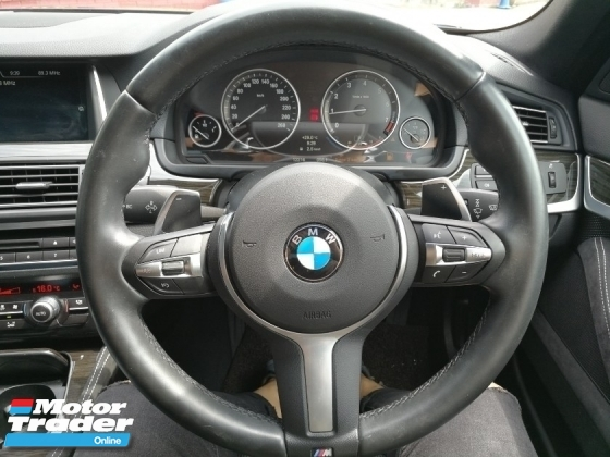 2014 BMW 5 SERIES 523i M Sport 2.0 True Year Made
