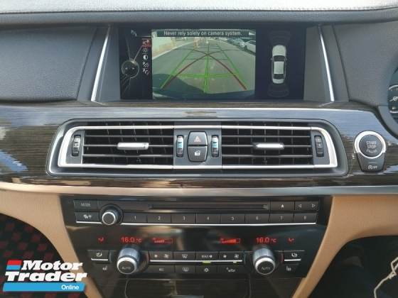 2013 BMW 7 SERIES 740I True Year Made