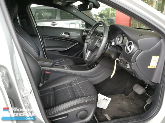 2014 MERCEDES-BENZ A-CLASS A180 1.6 True Year Made