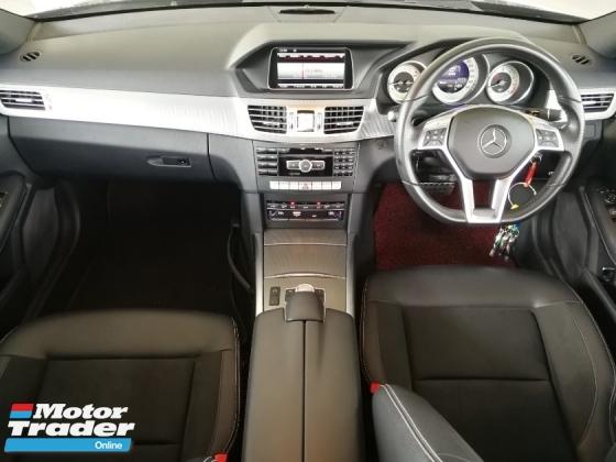 2015 MERCEDES-BENZ E-CLASS E250 AMG True Year Made