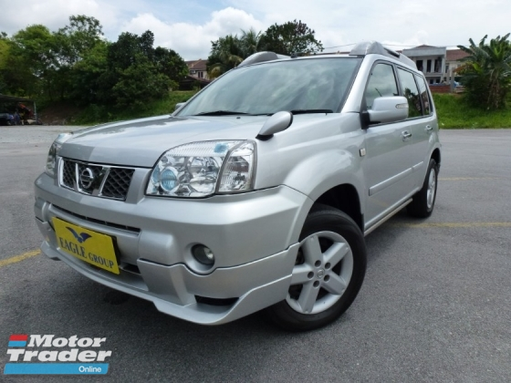 2011 NISSAN X-TRAIL COMFORT ENHANCED 2.5 (A)
