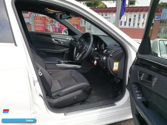 2013 MERCEDES-BENZ E-CLASS E250 AMG True Year Made