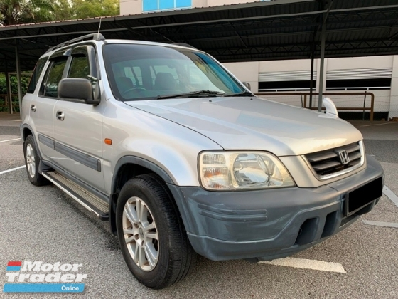 2000 HONDA CR-V CR-V 2.0 LOCAL TIP TOP CONDITION