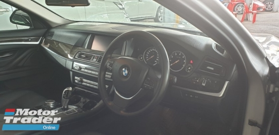 2014 BMW 5 SERIES 520I HI LINE JAPAN SPEC ACTUAL YEAR MAKE SST INCLUDE