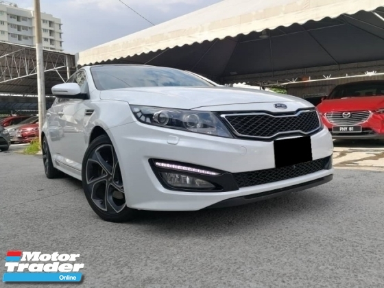 2014 KIA OPTIMA 2.0 K5 FACELIFT (A) NEW MODEL ENGINE  TIP TOP CONDITION