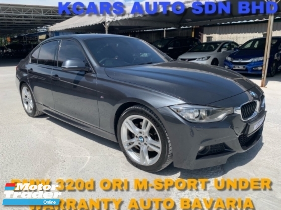 2016 BMW 3 SERIES 320d m sport Under Warranty Auto Bavaria Low Mileage